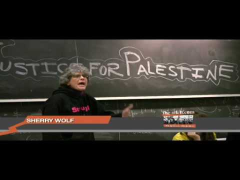 Sherry Wolf | Justice for Palestine