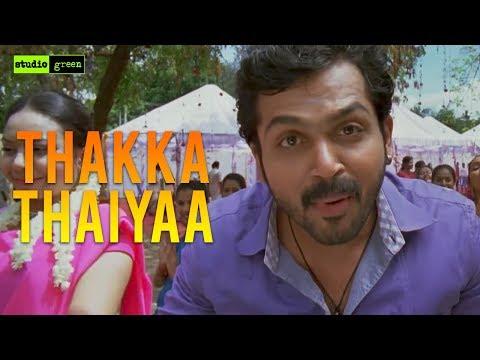 THAKKA THAIYAA - Full Song in HD - ALEXPANDIAN