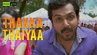 Alex Pandian - THAKKA THAIYAA - Full Song in HD - ALEXPANDIAN