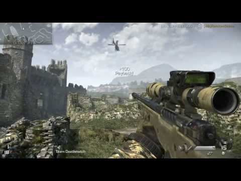 Call of Duty: Ghosts - Разрушители легенд - Эпизод 1