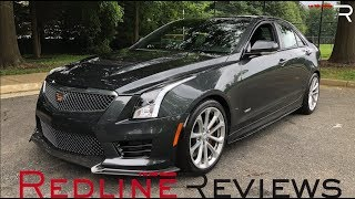 2018 Cadillac ATS-V - The Under Appreciated Super Sedan?