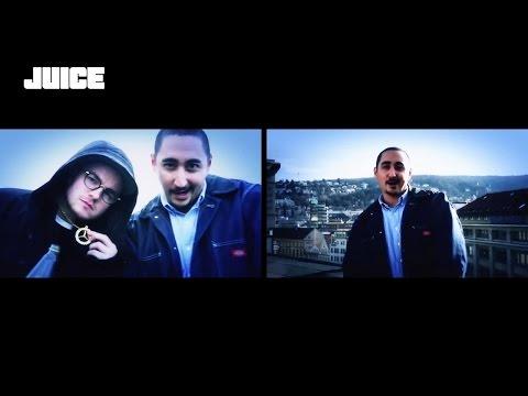 Psaiko.dino Feat. Eko Fresh & Dcvdns - #hangster [street Video - Juice Premiere] video
