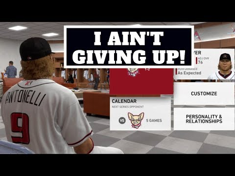 MLB The Show 19 | Road To The Show - I Ain't Giving Up! #34