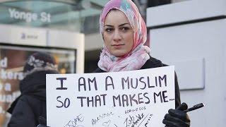 """I Am a Muslim"" Project"