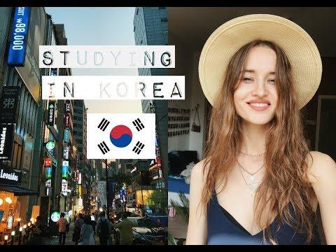 НАЧАЛО УЧЕБЫ В КОРЕЕ, изучение корейского языка VLOG