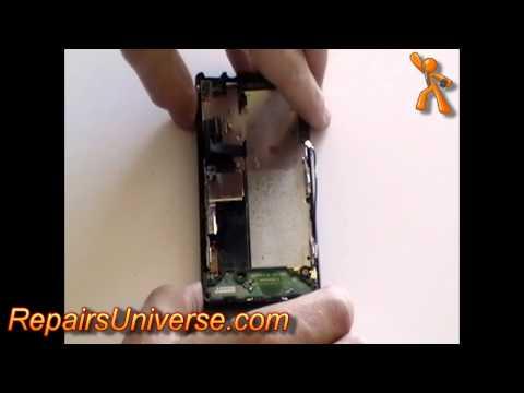 Motorola Droid A855 Glass Touch Screen Digitizer Repair Instructions