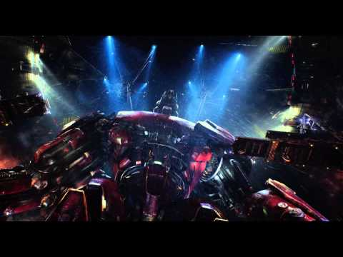 Pacific Rim - Trailer F2  HD