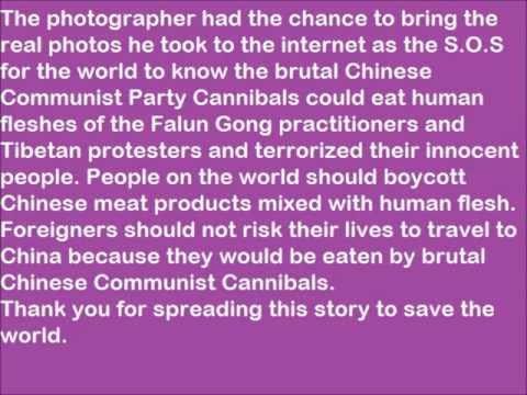 Chinese Communist Party Cannibalism - Virgin female flesh