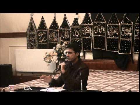 Rab Jaane Tay Hussain Jaane Qasida By Syed Ali Hosseinieh Foundation...