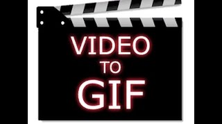How to Create Gif using youtube videos