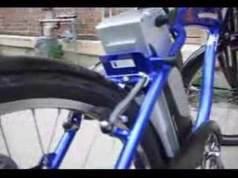 Mongoose Cruiser Electric Bike Review