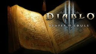 Diablo Lore Part 5: Diablo 3 Reaper of Souls Story