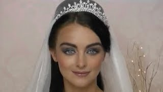Kate Middleton Bridal Makeup Tutorial - Royal Bride
