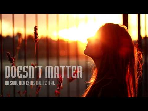 Sad Love Piano Rap hiphop Instrumental Beat W Hook doesn't Matter (remix) 2014 *new* video