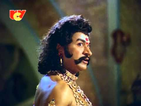Bhaktha Prahallada Greatest Scene video