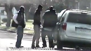 Private investigator Captures Double Shooting On Surveillance Video