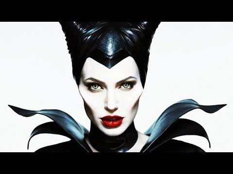 Disney's Maleficent - Angelina Jolie Official Makeup Tutorial ft. TheBalm Cosmetics