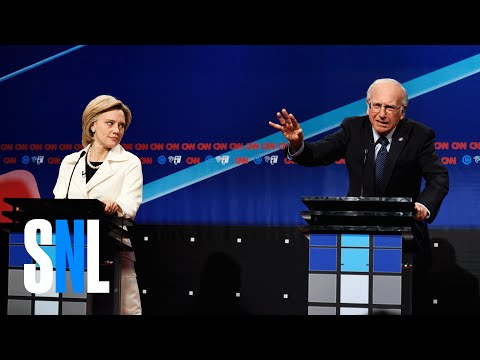 Brooklyn Democratic Debate Cold Open - SNL