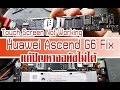 DIY |Touch Screen Not Working Huawei Ascend G6 Fix | Lamun Softly
