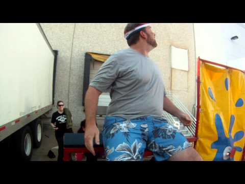 Monkey Games: Matt Rutledge Dunk Tank