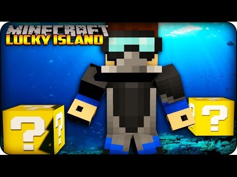 Minecraft - Lucky Block Survival Island -