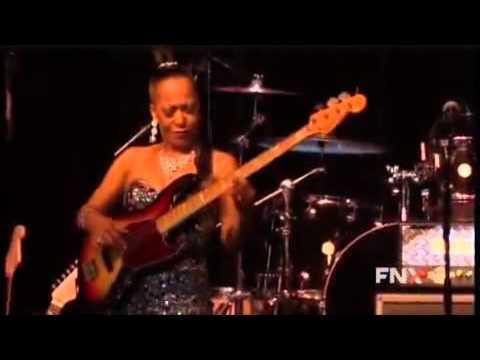 Janice Marie Johnson performs @NAMA15