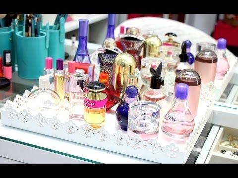 Minha coleção de Perfumes - Parte 2