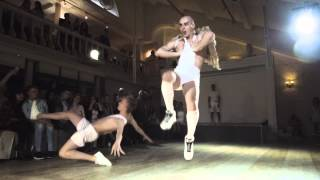 """ANTIENT GREECE"" Siberian Vogue Ball 3.05.2015 by FRAULES Dance Centre"