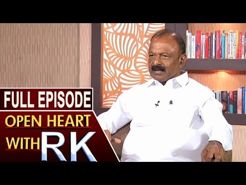 AP PCC Chief Raghuveera Reddy Personal And Political Life | Open Heart With RK | Full Episode