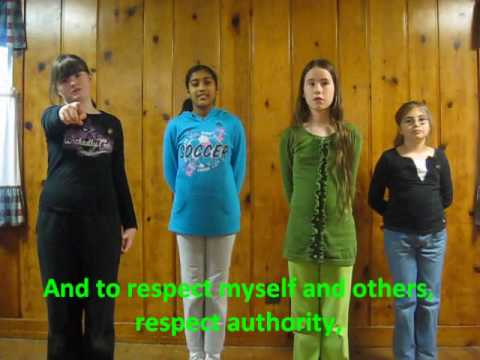 Girl Scout Law Song