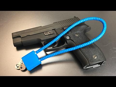 [435] Sig Sauer Gun Lock Picked