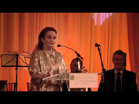 Loretta Brennan Glucksman at the Worldwide Conference 2011 - part 2