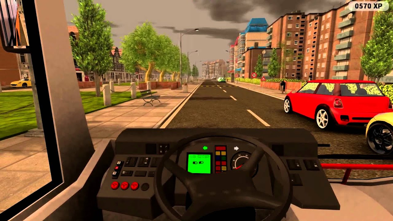 Car And Bus Driving Games