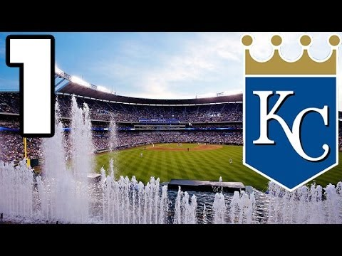 MLB 14 The Show Franchise Part 1 (Fantasy Draft) [1080P HD]