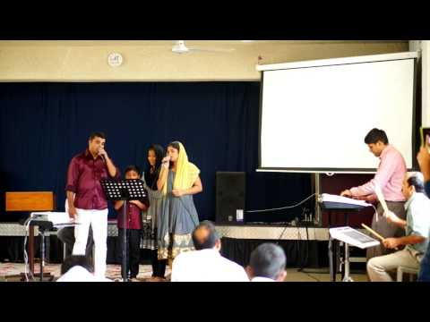 Nin Sneham Paduvan By Victor And Family From Brisbane Christian Assembly video