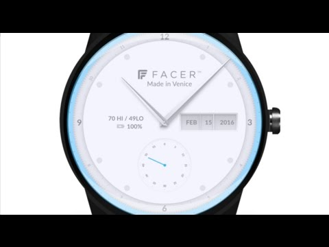Facer Watch Faces APK Cover