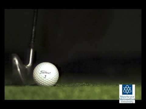 Golf Impacts Slow Motion Video Youtube