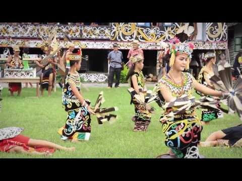 Desa Wisata Setulang Malinau