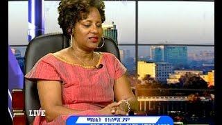 EBC - Interview With Ethiopian Designer Mahlet Teklemariam