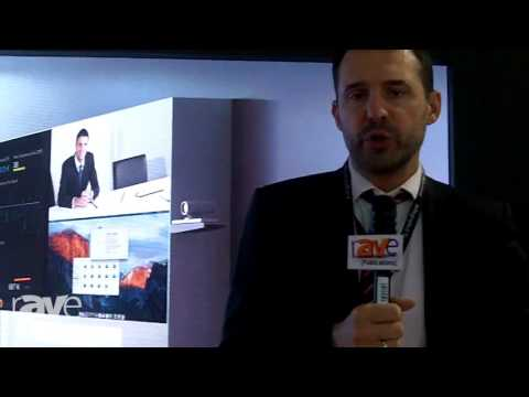 ISE 2016: Cyviz Shows the Cyviz L603 Executive Boardroom