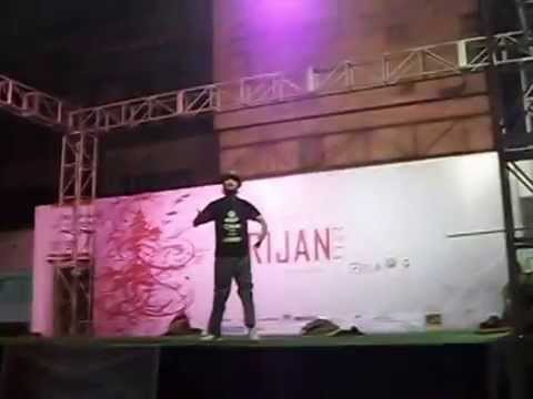 Harshvardhan Bhan aka FunKey | Freestyling in Kabhi Jo Badal Barse
