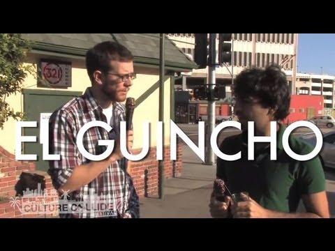 El Guincho Interview