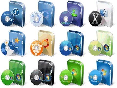 Como Grabar Cualquier Sistema Operativo en USB , DVD y Blue - Ray
