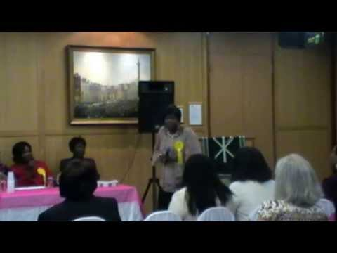 Evangelist Awura-abba Yawson ### Women Of The Word Conference ##theme Woman Of Wisdom## Part 2 video