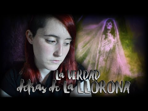 La VERDAD detrás de LA LLORONA (The Curse of La Llorona)   Nekane Flisflisher