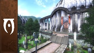 Oblivion Music Ambience Rainy Towns 10 Hours