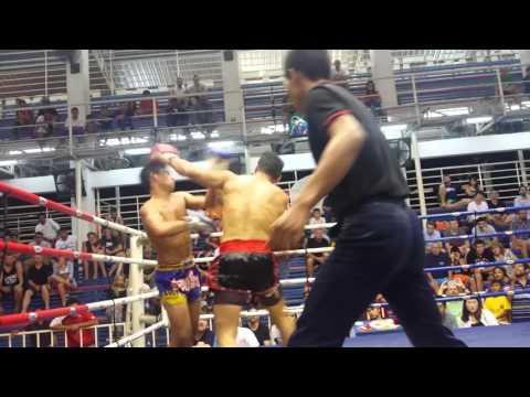Salim Muhidinov AKA Thailand Bangla Boxing Stadium