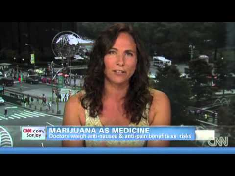 CNN Dr. Sanjay Gupta Medical Marijuana As Medicine Dr. Julie Holland - Vaporizers - Health