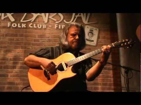 Tim SPARKS in concerto al SIX BARS JAIL - 6.4.12 - Blackbird