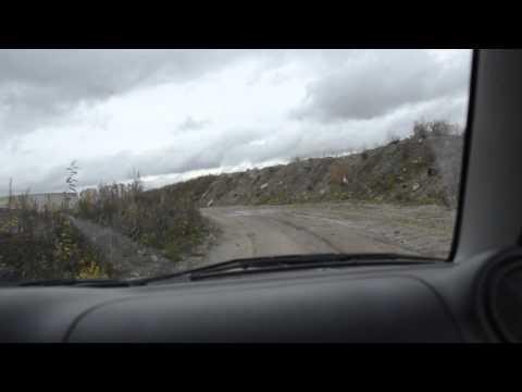 20.10.2012 Внедорожный тест-драйв Suzuki Jimny